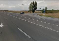 4 sensuri giratorii, in Prahova. Unul dintre ele, pe DN 1, la intersectia cu Paulesti
