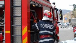 Incendiu in cartierul Malu Rosu din Ploiesti