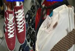 Patronul unui magazin din Ploiesti s-a ales cu dosar penal pentru comercializarea de produse contrafacute