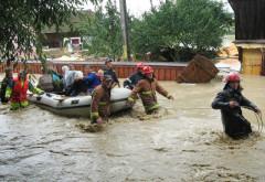 COD PORTOCALIU de inundaţii până la ora 18.00. Care sunt judeţele afectate