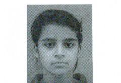 Minora in varsta de 15 ani, DISPARUTA din Ploiesti. Daca o vezi, suna la 112