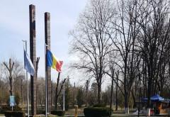 """Au inceput lucrarile! Primele doua busturi de pe """"Aleea Unirii"""" - Parcul C. Stere, vor fi dezvelite pe 27 martie"""