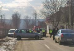 Caz ŞOCANT în Romania: Un şofer, ÎMPUŞCAT ÎN CAP de un poliţist. Elicopterul SMURD a intervenit DE URGENŢĂ / FOTO