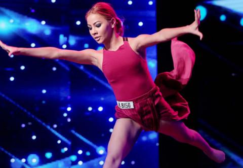 O eleva din Ploiesti, printre favoritele concursului Romanii au Talent. Cesima a primit golden buzz! (VIDEO)