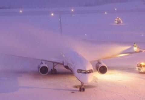 Întârzieri de aproape două ore pe Aeroportul Otopeni, însă nicio cursă nu este anulată