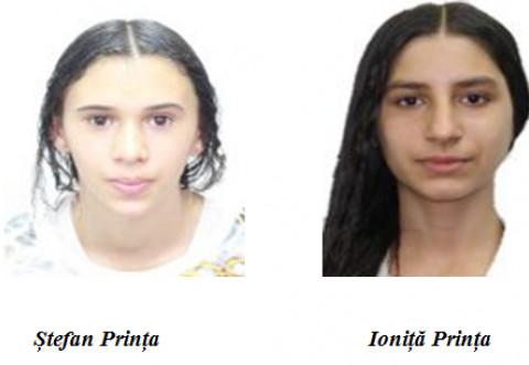 Doua minore au disparut din Ploiesti. Le-ati vazut?