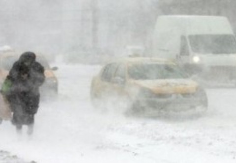 ALERTĂ METEO - Ger, ninsori și polei până la sfârșitul săptămânii: ANM a actualizat prognoza pentru perioada următoare