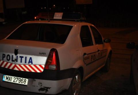 Un politist din Prahova a incercat sa se sinucida in fata sectiei de Politie. Barbatul si-a taiat venele