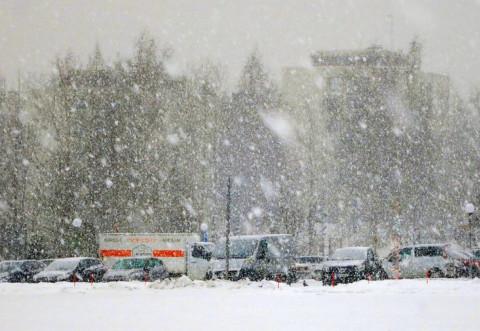 Avertizare meteo: sunt asteptate ninsori uriase in Ploiesti
