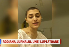 """Povestea unei tinere de 17 ani, care luptă cu cancerul de pe patul de spital: """"Numai cu ajutorul vostru pot sta aici"""""""