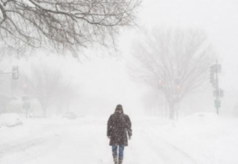 Urmează 72 de ore de vortex polar în România