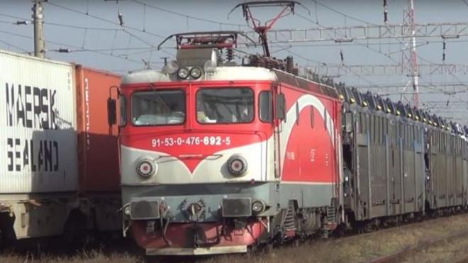 Amenintare cu BOMBA intr-un tren care venea de la Brasov la Ploiesti