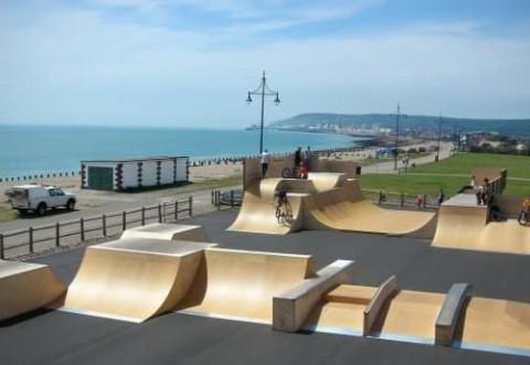 Se construieste un skate park de 1500 mp, langa Ploiesti