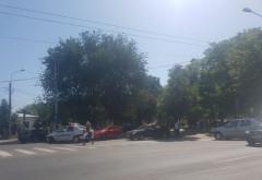 Alerta pe Bulevardul Castanilor! Colet suspect abandonat langa sediul CONPET
