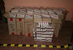 Percheziţii în Prahova la traficanţi de ţigări