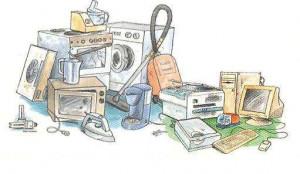Campanie trimestriala de colectare a deseurilor de echipamente electrice si electronice