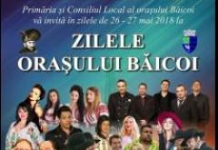 """Super petrecere la """"Zilele orasului Baicoi"""". Vor urca pe scena Directia 5, Viorica și Ioniță de la Clejani, Romică Țociu și Cornel Palade"""