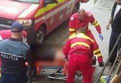 Crimă în plină stradă. Un tânăr de 32 de ani a fost înjunghiat în zona inimii. Atacatorul este de negăsit