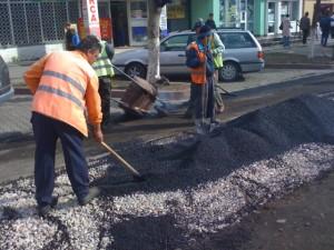 Atentie, soferi! Incep lucrarile de asfaltare pe Cantacuzino