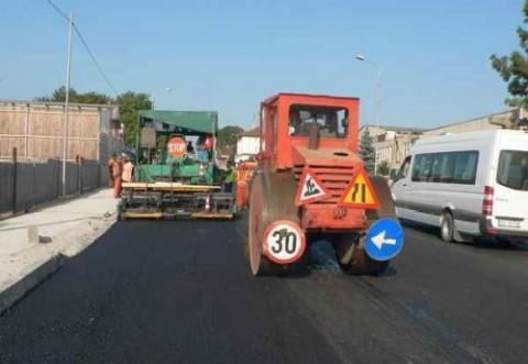 Atentie, soferi! Incep lucrarile de asfaltare pe str. Gheorghe Doja, tronsonul str. Romana - str. Calomfirescu