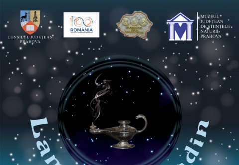 """Vernisajul expozitiei de desene """"Lampa lui Aladin"""", la Muzeul Petrolului din Ploiesti"""