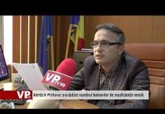 Alertă în Prahova: s-a dublat numărul bolnavilor de insuficiență renală