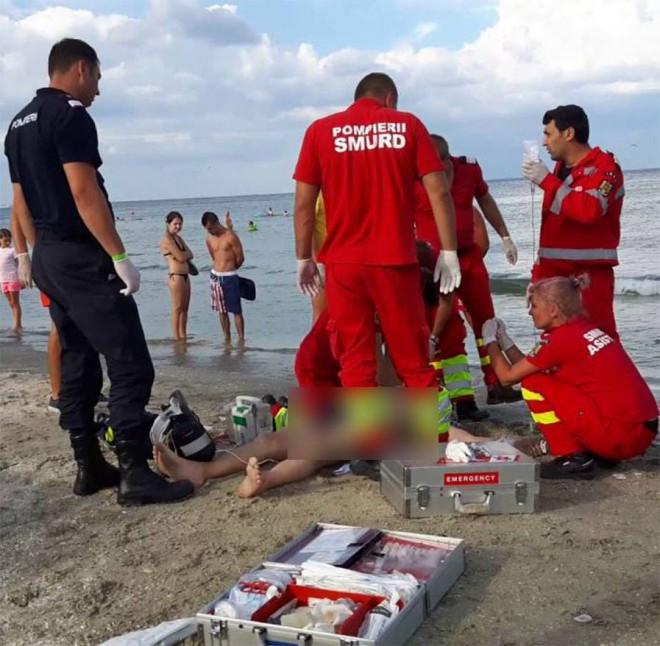 Tragedie pe litoral. Salvamarii au inceput sa planga  Pe cine au scos din mare
