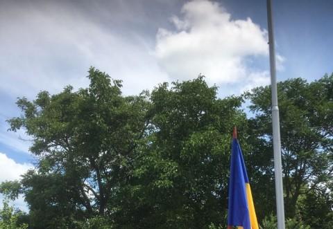 SMV a participat la inaugurarea primului monument dedicat victimelor