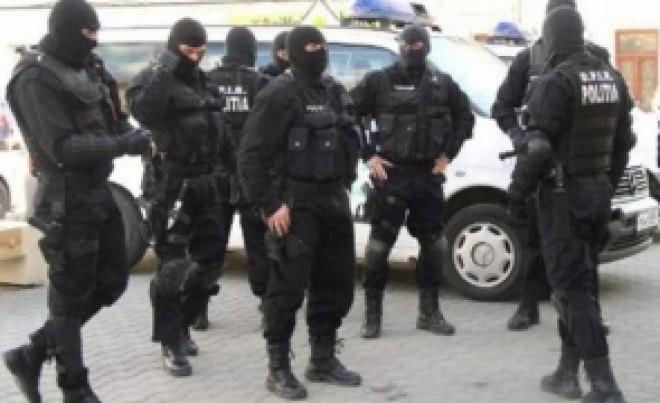 Poliția Română și DIICOT au dat lovitura - 161 de percheziții și 230 de persoane cercetate