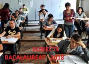Subiecte limba română Bacalaureat 2018 edu.ro. Ce a picat la subiectul III