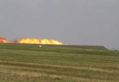 Un MiG-21 Lancer s-a prăbuşit în timpul unui show aviatic la Baza Aeriană Borcea. Pilotul s-a catapultat UPDATE