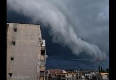 Nori cum nu s-au mai vazut la Ploiesti. Facebook-ul s-a umplut de poze facute de ploiesteni