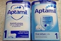 Plângeri la Danone: Ancheta ce vizează laptele praf al bebeluşilor