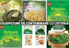 Lista completa a produselor congelate retrase de pe piaţă de Cora, Profi, Carrefour