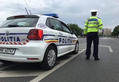 Flota noua de masini pentru politisti. MAI a cumparat autoturisme Renault in valoare de 6 milioane de euro