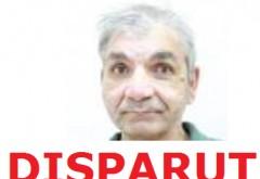 Acest barbat a disparut de la domiciliul din Baltesti, Prahova. Suna la 112 daca l-ai vazut!
