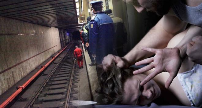 Sinucidere în grup, la metrou! Plan înfiorător dejucat în ultima clipă! Una dintre sinucigaşe a fost violată de propriul frate