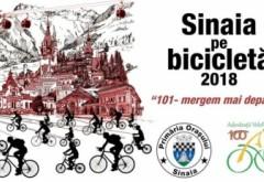 """Cum poti participa la """"Sinaia pe bicicleta"""", un tur inedit al statiunii"""