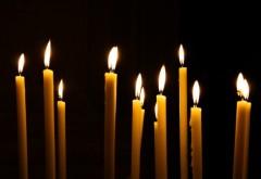 Rugăciunea lumânărilor aprinse - un miracol în Prahova