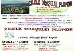 Zilele orasului Plopeni 2018: Concert Vunk, Sarmalele Reci si Spitalul de Urgenta