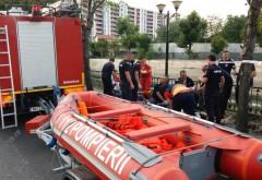 ALERTĂ Trei oameni au căzut în Dâmbovița, în București: Au fost găsiți în stare de inconștiență - UPDATE Unul a murit - FOTO