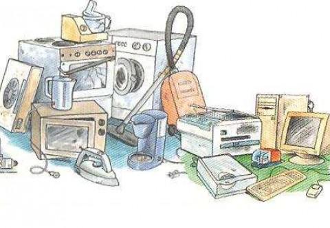 Campanie trimestriala de colectare a deseurilor de echipamente electronice