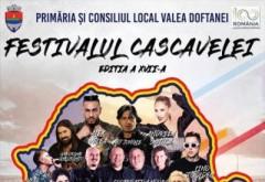 Festivalul Cașcavelei, in weekend, la Valea Doftanei. Concert Alex Velea, Andreea Banica, Minodora si multi altii