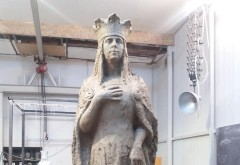 Romania CENTENAR: Statuia Reginei Maria va fi asezata in Ploiestiori