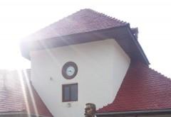 Ferdinand I a ajuns la Valea Doftanei. Monument realizat in programul Romania Centenar
