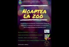 Noaptea la Zoo Bucov, pe 14 septembrie