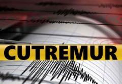 Cutremur cu magnitudinea 3.7 pe scara Richter: Seismul s-a înregistrat la o adâncime de 30 kilometri
