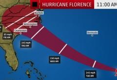 Atenţionări de călătorie: Uraganele Florence şi Olivia în SUA, risc de incendii în Grecia, grevă Ryanair în Germania