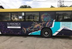 Ploiestenii vor asculta jazz si muzica clasica in autobuze