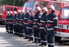 Admitere Pompieri 2018: Sute de posturi de subofiţeri și maistri militari auto, scoase la concurs, in Prahova